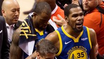 Raptors Raise Money For Kevin Durant's charity After Cheering His Injury