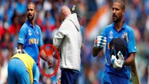 World Cup 2019 : BCCI takes big decision over Injured Shikhar Dhawan | Oneindia News