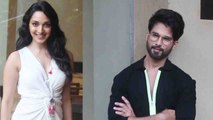 Shahid Kapoor and Kiara Advani spotted promoting Kabir Singh; Watch Video | FilmiBeat