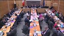 Commission des lois : Orientation et programmation relative à la sécurité intérieure ; Programmation du rattrapage et développement durable de Mayotte - Mercredi 12 juin 2019