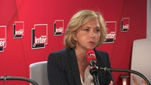 """Valérie Pécresse, présidente de la région Île-de-France : qualifie de """"gravissime"""" et d'""""irresponsable"""" la proposition de la ministre de la Justice de fixer un seuil d'irresponsabilité pénale à 13 ans"""