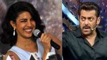Priyanka Chopra makes fun of Salman Khan's Bharat; Check Out | FilmiBeat