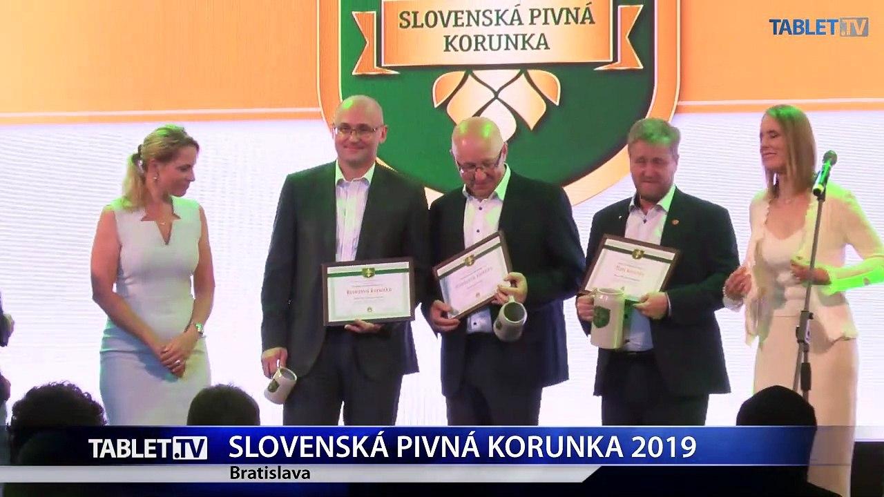 Slovenská pivná korunka 2019