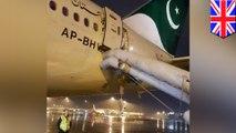 Wanita salah masuk pintu darurat dikira toilet, pesawat terlambat - TomoNews