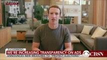 Mark Zuckerberg victime d'un « deepfake »
