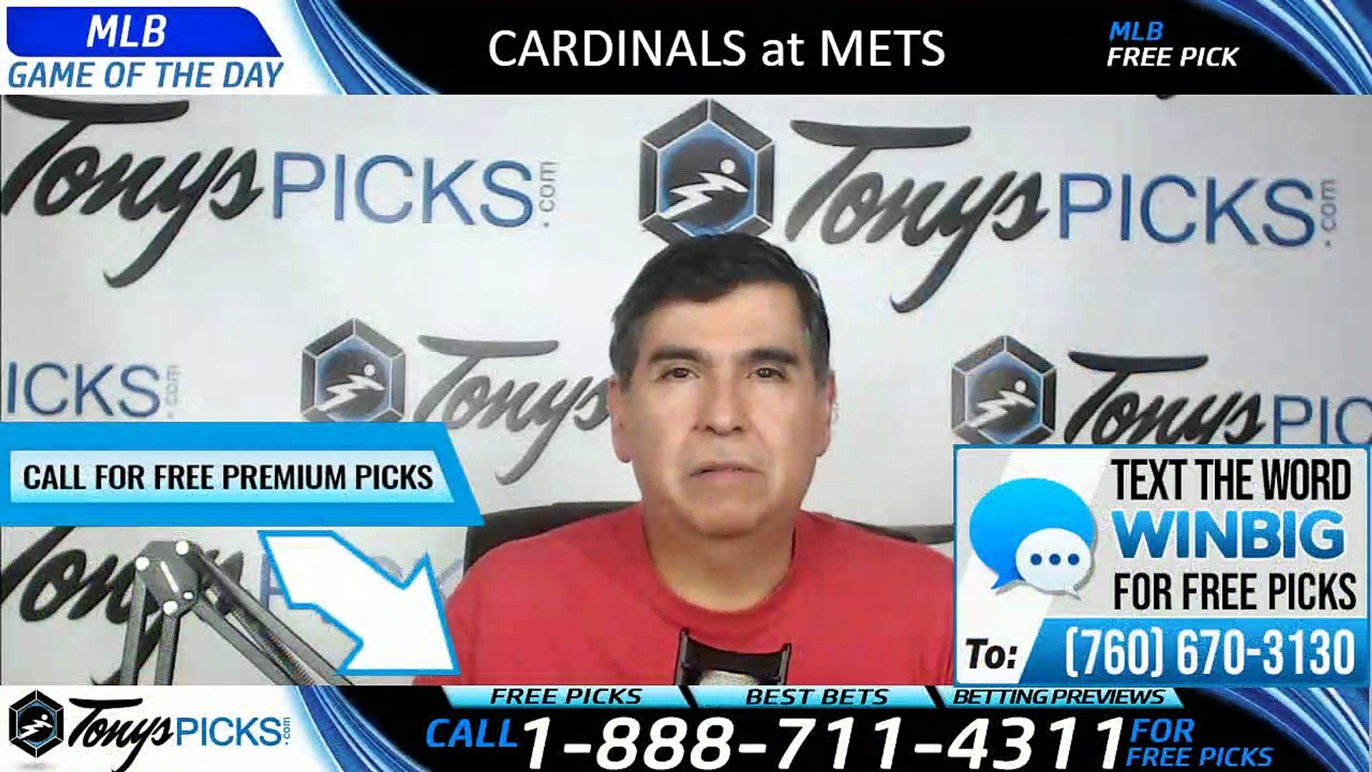 Saint Louis Cardinals vs New York Mets 6/13/2019 Picks Predictions Previews