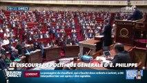Président Magnien ! : Le discours de politique générale d'Edouard Philippe - 13/06