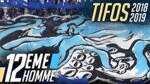 12e hOMme   Les meilleurs tifos de la saison 2018-2019