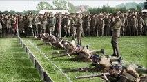 Bande-annonce de Pour les Soldats Tombés  un documentaire de Peter Jackson