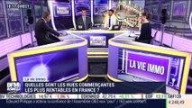 La vie immo: Quelles sont les rues commerçantes les plus rentables en France ? - 13/06