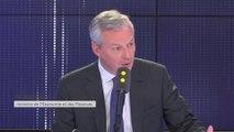 """Présidentielle 2022 : """"Pour pouvoir se présenter, il faut qu'on ait des résultats"""" affirme Le Maire"""