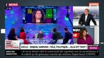 """Morandini Live : Raquel Garrido bientôt dans """"Balance Ton Post"""" ? Elle répond (vidéo)"""