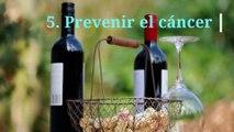 10 beneficios del vino tinto