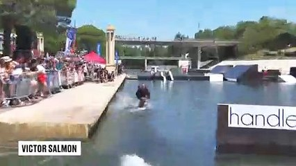 Wakeboard Pro Top 5   FISE Montpellier 2019