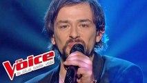 Pierre Bachelet – Elle est d'ailleurs   Clément Verzi   The Voice France 2016   Prime 1
