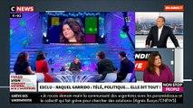 EXCLU - Raquel Garrido parle de ses contacts avec Laurent Ruquier et Cyril Hanouna pour être chroniqueuse dans des émissions à la rentrée - VIDEO