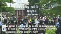 Violences sans précédent à Hong Kong