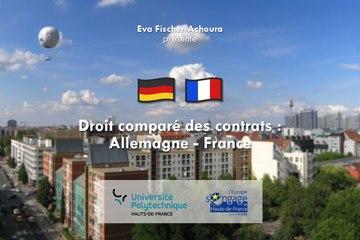 FUN MOOC : Droit comparé des contrats : Allemagne - France