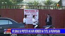 PNP, bukas sa protesta ng KAPA members na tutol sa pagpapasara