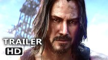 Cyberpunk 2077 - Official Cinematic Trailer ft. Keanu Reeves - E3 2019 ( John Wick )