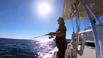 Pêche : il perd sa canne à pêche en remontant un poisson !