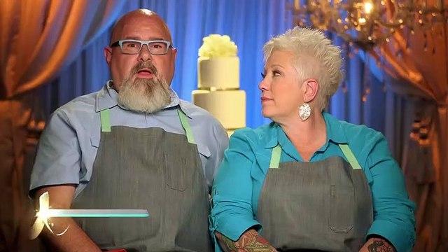 Wedding Cake Championship S02E02 Live to Dance