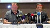 Yeni Malatyaspor Sergen Yalçın ile 1 yıllık sözleşme imzaladı