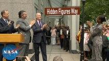 "NASA renames street ""Hidden Figures Way"" to honor black female mathematicians"