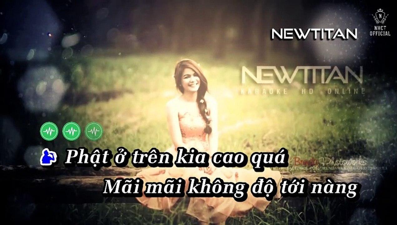 [Karaoke] Độ Ta Không Độ Nàng (Original Version) - Tô Đàm Đàm Ft. Giai Bằng | Lời Việt [Beat]
