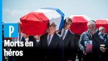 Les moments forts de l'hommage aux sauveteurs de la SNSM