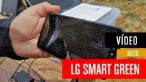 Así funciona la reforestación con drones, un móvil LG G8 y semillas inteligentes