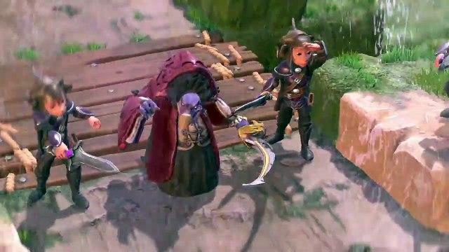 The Dark Crystal: Age of Resistance Tactics - Nintendo Switch Trailer - Nintendo E3 2019