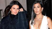 Kourtney Kardashian Allegedly Bullied Kendall Jenner On Their Ski Trip