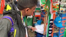 English Vendors Selling Indian Flags | World Cup 2019