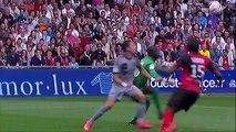 J3 EA Guingamp - Olympique de Marseille (0-1) - Résumé - (EAG - OM)   2014-15