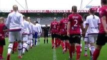 J3   EA Guingamp - Ol. Lyonnais (0-8), le résumé