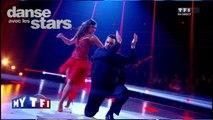 """DALS S04 - Un flamenco avec Laurent Ournac et Denitsa sur """"Don't let me be misunderstood""""(Kill Bill)"""