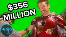 Why Avengers Endgame Cost 400 Million To Make