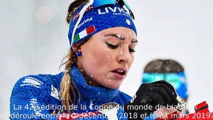 Biathlon | Coupe du monde féminin 2019