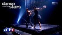 """DALS S04 - Une danse contemporaine avec Alizée et Grégoire sur """"Le lac des cygnes"""" (Tchaïkovski)"""