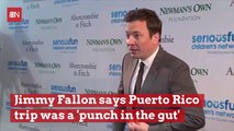 Jimmy Fallon's trip To Puerto Rico