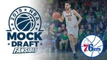 2019 NBA Mock Draft - 76ers select Ty Jerome with No. 24 Pick