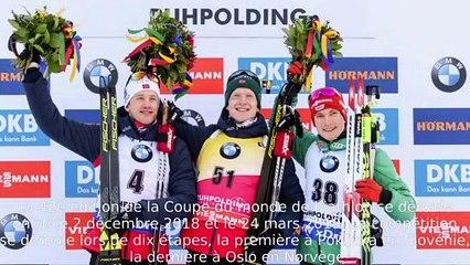 Biathlon | Coupe du monde 2019 masculin