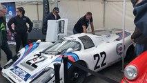 Arnage a l'heure des 24 heures du Mans