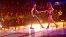 Cha-cha et paso-doble pour Laetitia Milot et Christophe Licata sur « Work Bitch » (Britney Spears)
