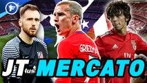 Journal du Mercato : l'Atlético de Madrid chamboule tout, le PSG dégraisse à tout-va