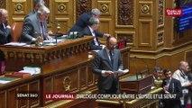 Réforme de la Constitution : dialogue compliqué entre le Sénat et le gouvernement