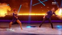 DALS S04 - Une danse contemporaine avec Keen'v et Fauve Hautot sur ''Wrecking ball'' (Miley Cyrus)