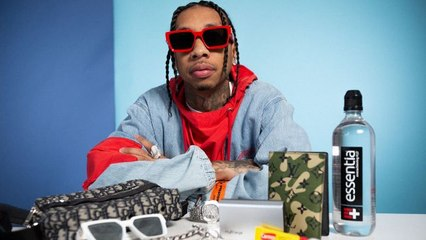 10 Things Tyga Can't Live Without