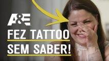 TUDO o que a personalidade adolescente dela apronta! | AS VÁRIAS FACES DE JANE | A&E